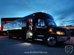 fan van party bus custom bus conversions battisti customs custom sprinter van
