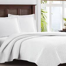 What Is A Bedding Coverlet - tommy bahama bedding chevron 100 cotton quilt set tommy bahama