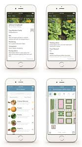 mother earth news grow planner app for ipad and iphone mother