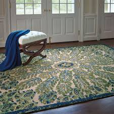 Peacock Blue Rug Peacock Color Rug Cepagolf