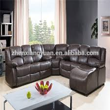 canapé cuir qui colle style américain de luxe en cuir collé salon canapé meubles buy