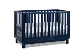 Fisher Price Convertible Crib Fisher Price 3 In 1 Convertible Crib Navy Baby