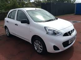 nissan micra limited edition used nissan micra white for sale motors co uk