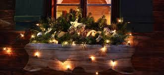 weihnachtsdeko fuer aussen vom vorjahr alunga