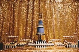 wedding backdrop gold 14 stunning wedding backdrops linentablecloth