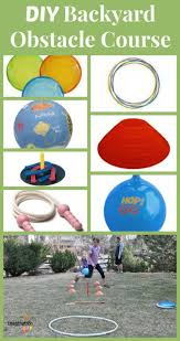 Backyard Kid Activities by Best 10 Backyard Obstacle Course Ideas On Pinterest Kids