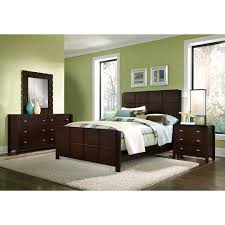 mosaic dresser mirror value city furniture pc queen bedroom idolza