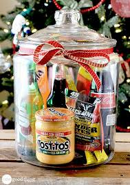 food gifts for men gifts in a jar simple inexpensive and jar gift and