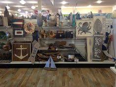 tj maxx home goods has a ton of nautical themed items from