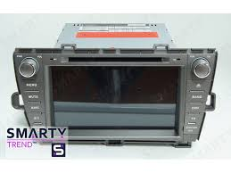 toyota car stereo toyota prius android 6 0 marshmallow car stereo navigation