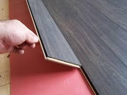 stylish glueless laminate flooring installation how to install