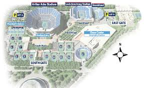 map us open us open ticket compared ashe vs armstrong vs grounds pass