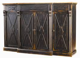 hooker furniture sanctuary 4 door 3 drawer credenza belfort