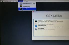 reset nvram yosemite terminal installing macos or os x what to do when the installer payload