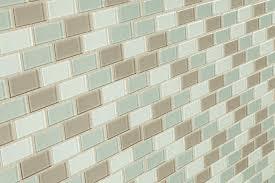 Glass Tile Border Glass Mosaic Builddirect