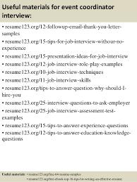 Sample Resume Event Coordinator Meeting Planners Resume Essays For University Of Maryland Sample