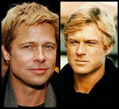 does robert redford wear a hair piece image gallery for young robert redford brad pitt redford