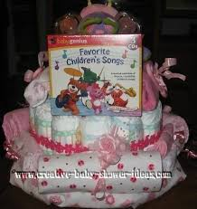 Ladybug Themed Baby Shower Cakes - our diaper cake centerpiece gallery the web u0027s largest