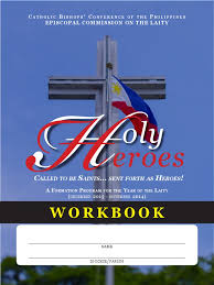 holy heroes facilitators manual prayer laity