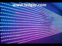 led lighting display rgb led programmable controller