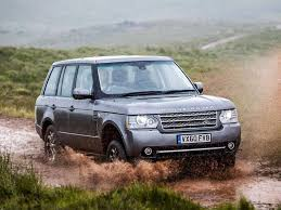 lifted range rover top five 4x4s for winter from ford kuga to the range rover the