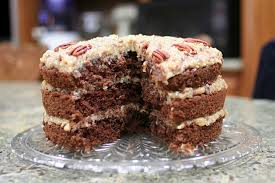traditional cakes attractive german chocolate cake decorating idea