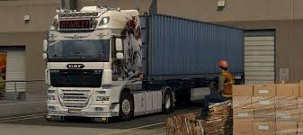 Daf Xf Super Space Cab Interior Super Space Skin For Daf Xf 105 By Stanley