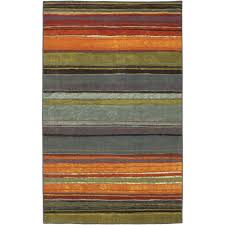 Multi Colored Bathroom Rugs Mohawk Home Rainbow Multi 2 Ft X 8 Ft Rug Runner 183288 The