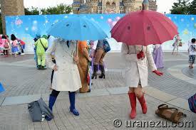 Umbrella Halloween Costume Uranezu Amazing 2013 1
