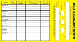 pdf vaccination card template 28 pages printable vaccine