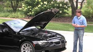 bmw 650i convertible video test drive with chris moran youtube