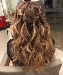 half up half down prom hairstyles hairstyle sweet 16 hair