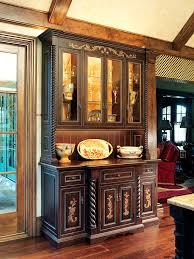 Kitchen Hutch Furniture - kitchen hutch cabinets in kitchens designs ideas