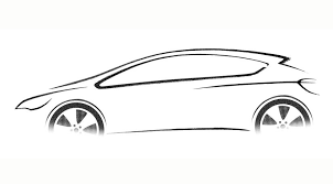 vauxhall astra 2009 the first sketches by car magazine