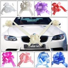 wedding car decorations wedding car decorations ebay