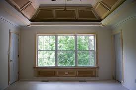 Crown Molding For Vaulted Ceiling by Master Bedroom Makeover