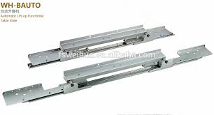 table extension slide mechanism latest table extensions mechanism buy sliding dining table