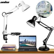 Drafting Table Arm Clamp Swing Arm Homdox Adjustable Desk Lamp Work Light Drafting