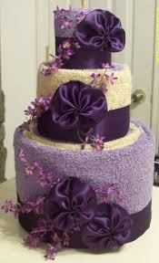 best 25 towel cakes ideas on shower towel wedding