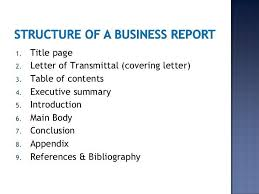 format for a business report 17 business report templates free