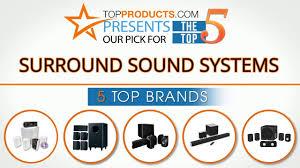 best surround sound system reviews 2017 u2013 choose best