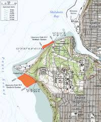 seattle map discovery park discovery park marine preserve marine protected areas within