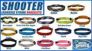 bracelet designs with string images Lacrosse shooting string bracelets plus free shipping at jpg