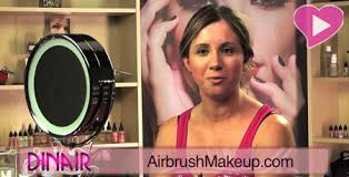 make up classes in md airbrush makeup classes dinair workshop with on