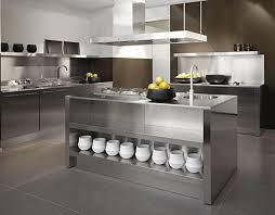 stainless steel islands kitchen brilliant stainless steel kitchen island throughout kitchens
