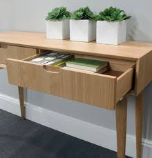 Oslo Coffee Table Oslo Console Table With Drawer