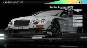 bentley bathurst project cars u0026 tracks 07 bentley continental gt3 auf der road