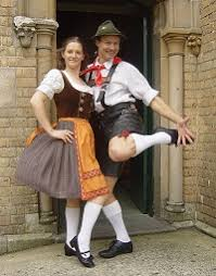 austrian folk national folklore european