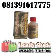 lintah oil super minyak pembesar penis murah 081391617775 afed