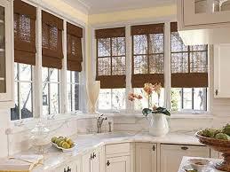 ideas for kitchen window treatments kitchen window blinds attractive window treatments ideas